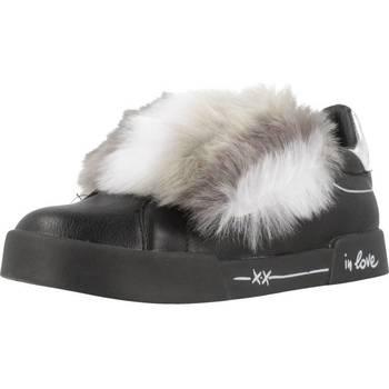 Zapatos Niña Zapatillas bajas Replay JS220004S Negro