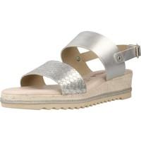 Zapatos Mujer Sandalias Carmela 66161C Plata