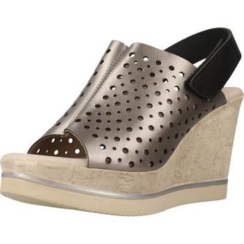Zapatos Mujer Sandalias Carmela 66165C Gris