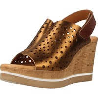 Zapatos Mujer Sandalias Carmela 66165C Marron