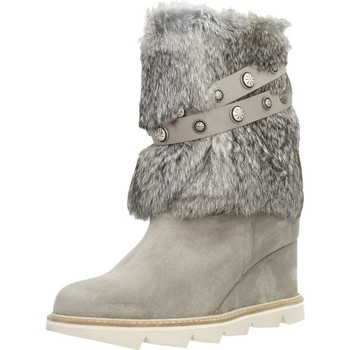 Zapatos Mujer Botas de nieve Sommits 5282 ZEP45 Gris