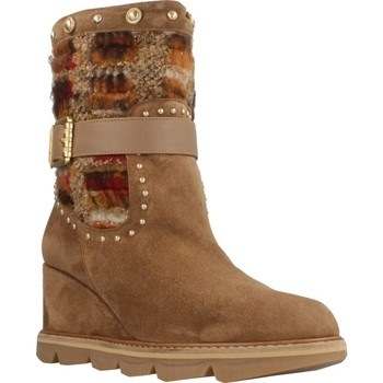 Zapatos Mujer Botines Sommits 5301 Marron