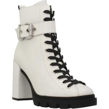 Zapatos Mujer Botines Elvio Zanon I7503N Blanco