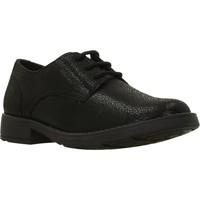 Zapatos Niña Derbie Geox JR SOFIA Negro