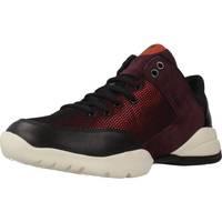 Zapatos Mujer Zapatillas bajas Geox D SFINGE Rojo