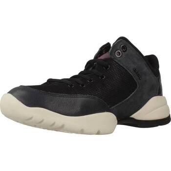 Zapatos Mujer Zapatillas altas Geox D SFINGE Gris