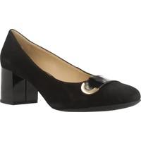 Zapatos Mujer Zapatos de tacón Geox D AUDALIES MID Negro
