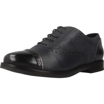 Zapatos Mujer Derbie Geox D PROMETHEA Azul