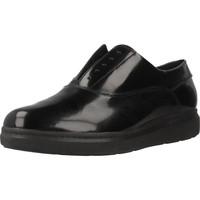 Zapatos Mujer Derbie Geox D JERRICA Negro