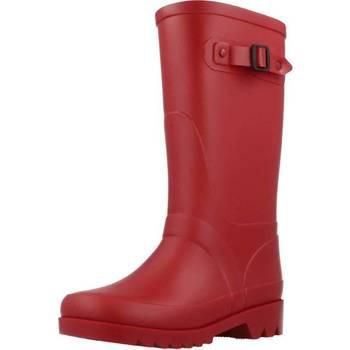 Zapatos Niño Botas de agua Igor W10115 Rojo