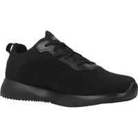 Zapatos Mujer Zapatillas bajas Skechers BOBS SQUAD TOUGH TALK Negro