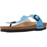 Zapatos Mujer Chanclas Antonio Miro 316602 Azul