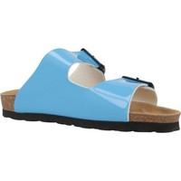 Zapatos Mujer Zuecos (Mules) Antonio Miro 316603 Azul