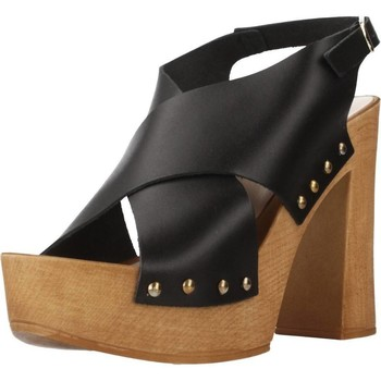 Zapatos Mujer Sandalias Antonio Miro 316707 Negro