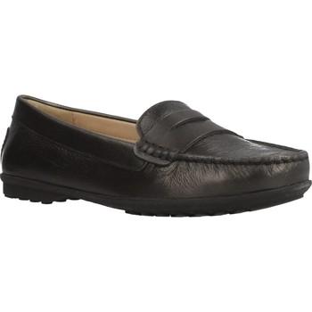 Zapatos Mujer Mocasín Geox D ELIDIA Gris