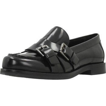 Zapatos Mujer Mocasín Geox D PROMETHEA Negro