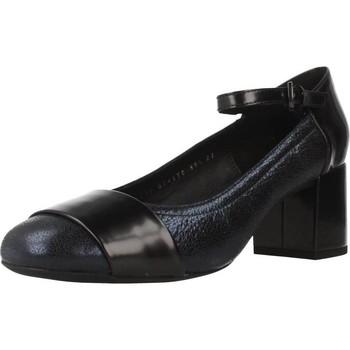 Zapatos Mujer Derbie & Richelieu Geox D AUDALIES MID Azul