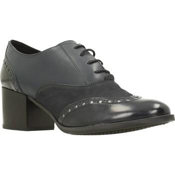 Zapatos Mujer Botines Geox D HERIETE MID Azul