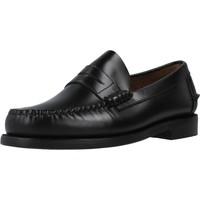Zapatos Hombre Mocasín Sebago 7000300W ANCHO ESPECIAL Negro