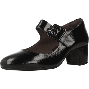 Zapatos Mujer Zapatos de tacón Stonefly LESLIE 3 Negro
