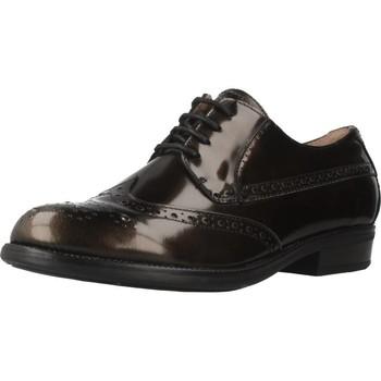 Zapatos Mujer Derbie Stonefly CLYDE 21 Marron