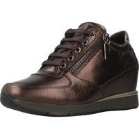Zapatos Mujer Zapatillas altas Stonefly JACKIE 3 LAMINAT Marron