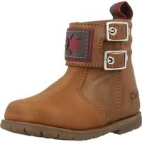 Zapatos Niña Botas de caña baja Chicco GINKO Marron