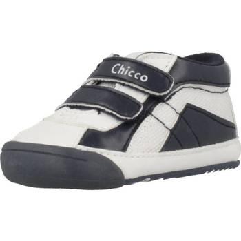 Zapatos Niña Zapatillas altas Chicco NEMIX Azul