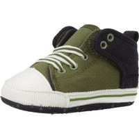 Zapatos Niño Zapatillas altas Chicco OLIVER Verde