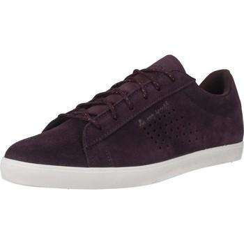 Zapatos Mujer Zapatillas bajas Le Coq Sportif AGATE PREMIUM Violeta