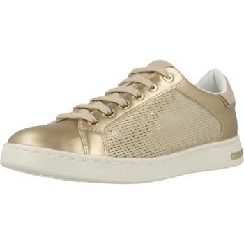 Zapatos Mujer Zapatillas bajas Geox D JAYSEN A Oro