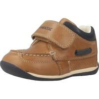 Zapatos Niño Zapatillas bajas Geox B EACH B. C Marron