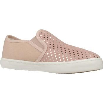 Zapatos Niña Slip on Geox J KILWI G.D Rosa