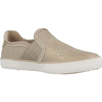Zapatos Niña Slip on Geox J KILWI E Marron