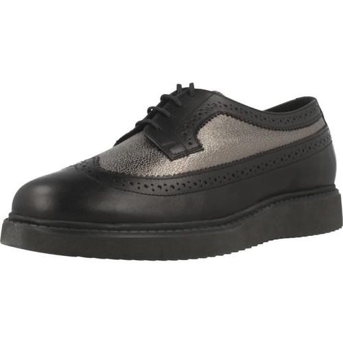 Zapatos Mujer Derbie Geox D THYMAR E Negro