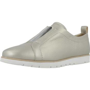 Zapatos Mujer Zapatillas bajas Geox D KOOKEAN A Gris