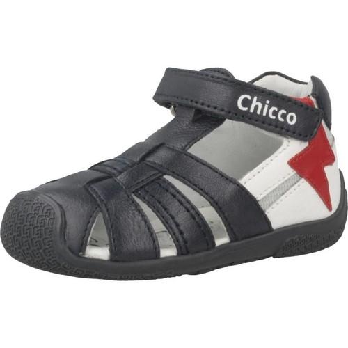Zapatos Niño Sandalias de deporte Chicco GIANPIERO Azul