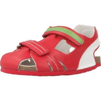 Zapatos Niño Sandalias de deporte Chicco HERMAN Rojo