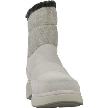 Clarks UN VISTA WALK2 Gris - Zapatos Botas de nieve Mujer 8000