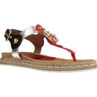Zapatos Mujer Sandalias Alpe 4226 99 Rojo
