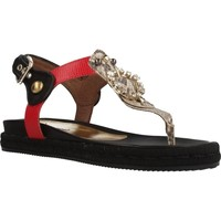 Zapatos Mujer Sandalias Alpe 4226 99 Negro