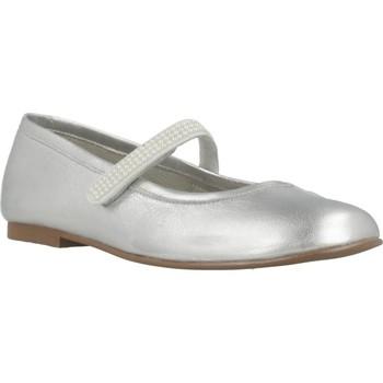 Zapatos Niña Bailarinas-manoletinas Landos 8236AE Plata