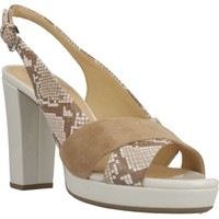 Zapatos Mujer Sandalias Geox D MAUVELLE Multicolor