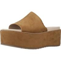 Zapatos Mujer Zuecos (Mules) Coolway CELIA 19 Marron