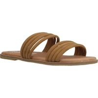 Zapatos Mujer Zuecos (Mules) Coolway MARCIA Marron