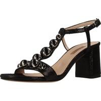 Zapatos Mujer Sandalias Albano 2002AL Negro