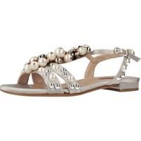 Zapatos Mujer Sandalias Albano 2127AL Gris