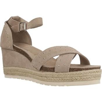 Zapatos Mujer Alpargatas Carmela 66689C Marron