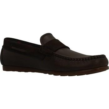 Zapatos Hombre Mocasín CallagHan 15202C M0CASIN Marron