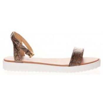 Zapatos Mujer Sandalias Cassis Côte d'Azur Sandales Gasteria Camel Marrón